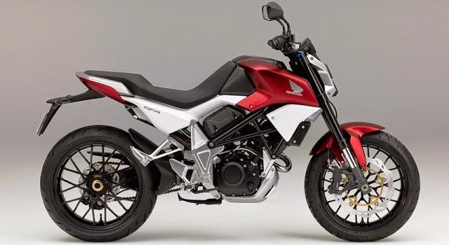 Motocicleta Honda SFA