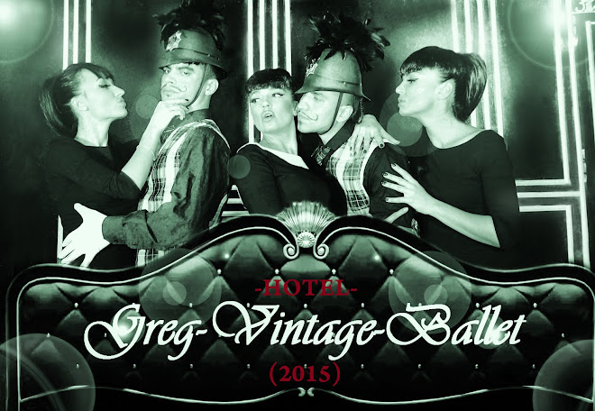 """GREG-VINTAGE-BALLET-""""HOTEL"""""""