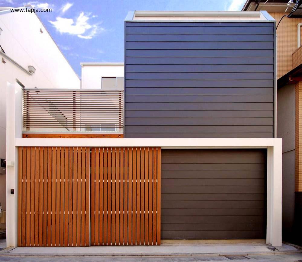 Arquitectura de casas 45 fachadas de casas peque as for Splity 3 en 1