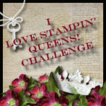 "Stampin"" Queens Sketch Challenge"