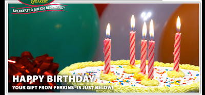 perkins birthday freebie coupon