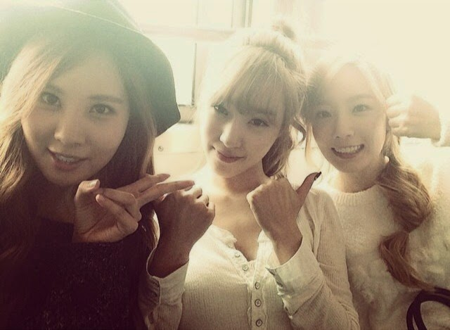 Taeyeon teases with TaeTiSeo's adorable group photo