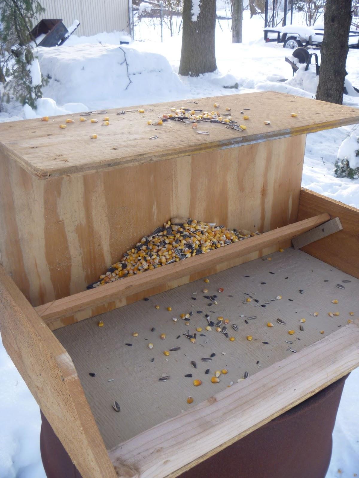 My Homemade Iowa Life Backyard Bird Feeders