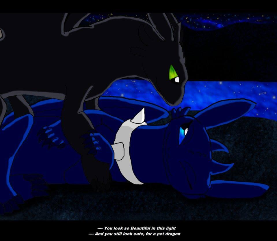Te amamos, Chimuelo: Luna Furia Nocturna