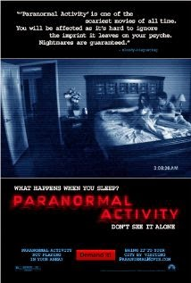 Streaming Paranormal Activity (HD) Full Movie
