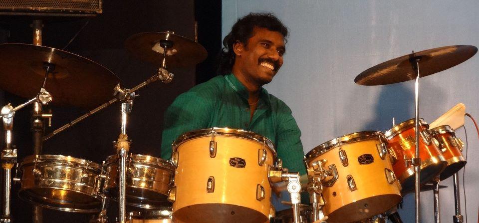 Drummer Sridhar