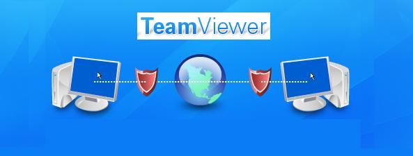 TeamViewer truy cập và hỗ trợ từ xa qua internet