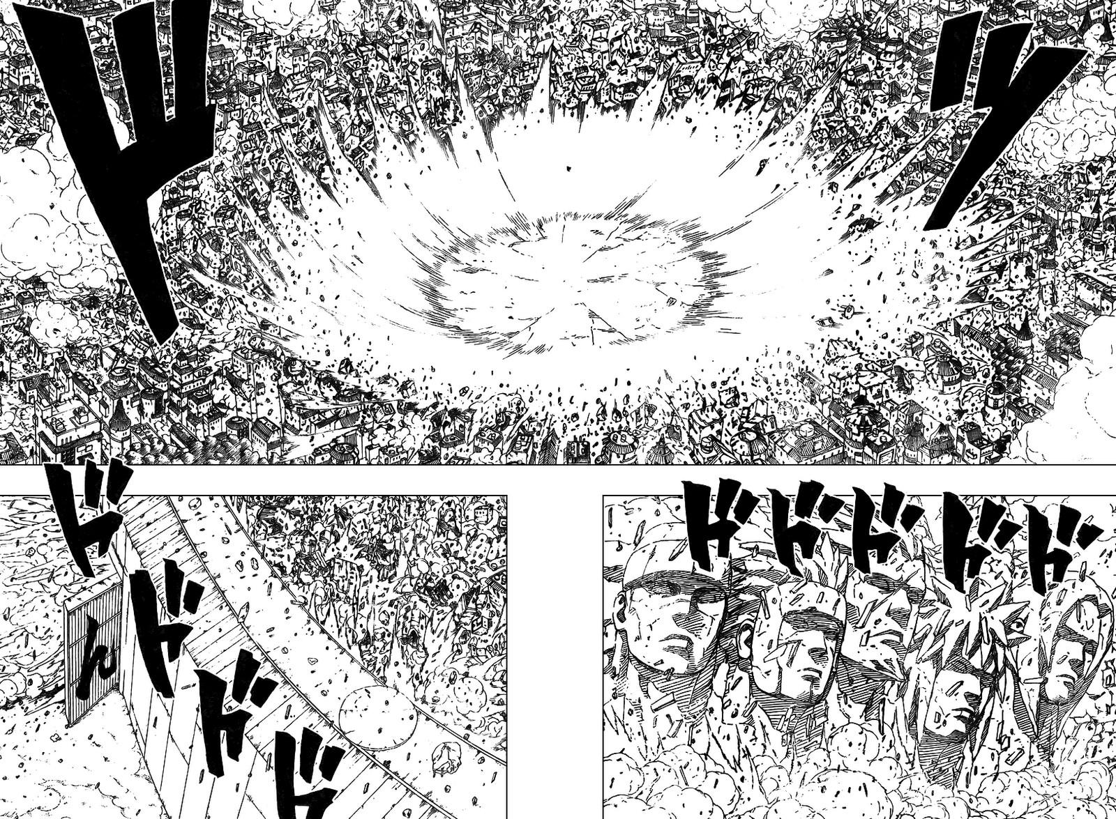 Naruto chap 429 Trang 12 - Mangak.info