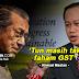 Tun Mahathir Masih Tak Faham Apa Itu GST Ahmad Maslan