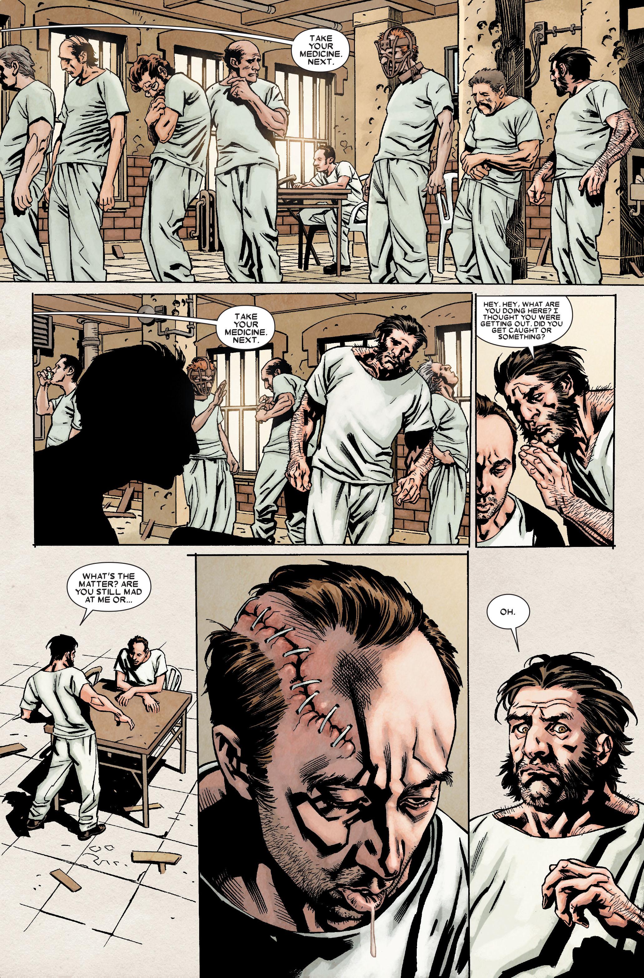 Wolverine: Weapon X #6 #11 - English 16