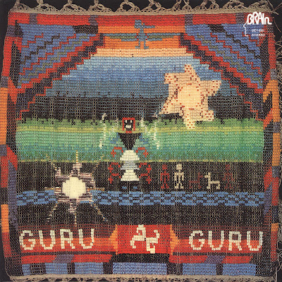 Guru Guru - Selftitled (German Heavy Progressive Rock 1973)