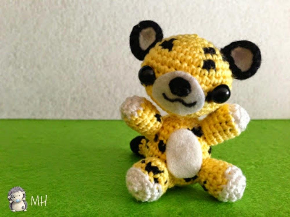 MADRES HIPERACTIVAS: manualidades y DIY con y para niños: Leopardo ...