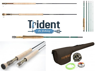 Trident Fly Fishing Rods