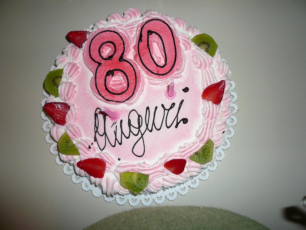 Frasi Buon Compleanno Mamma 80 Anni Powermall