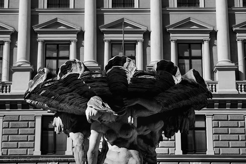 Trieste palazzo delle Poste