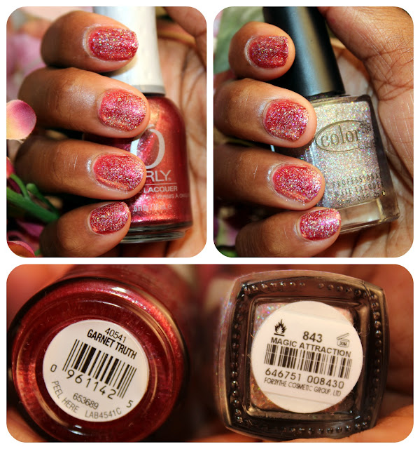 Orly's Garnet Truth and Color Club Magic Attraction
