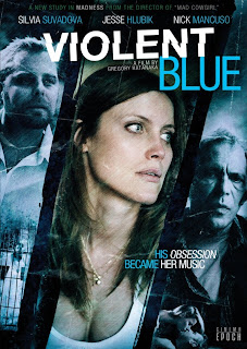 Watch Violent Blue 2011 DVDRip Hollywood Movie Online | Violent Blue 2011 Hollywood Movie Poster