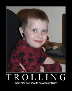 kids troll