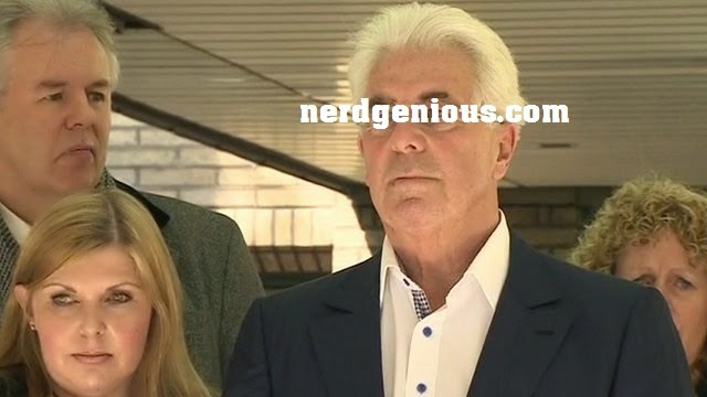 News of the World and NewsCorp publicist Max Clifford to serve less than 8 years for four counts of historic sex abuse