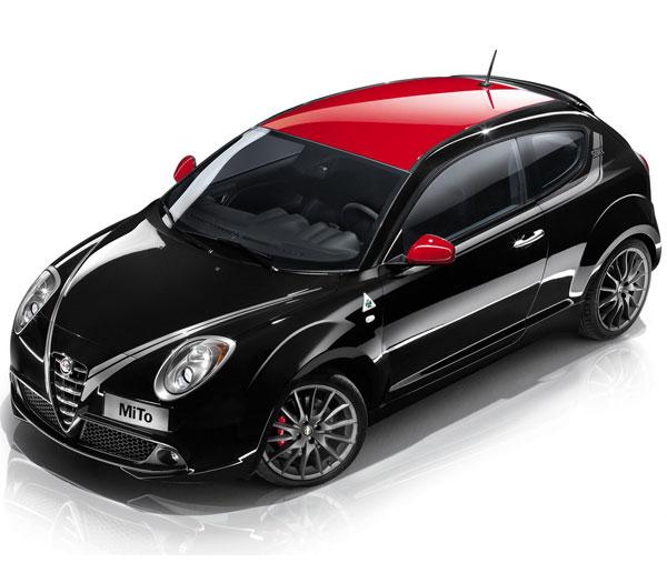 Alfa Romeo MiTo SBK Limited Edition 1 & MiTo Superbike