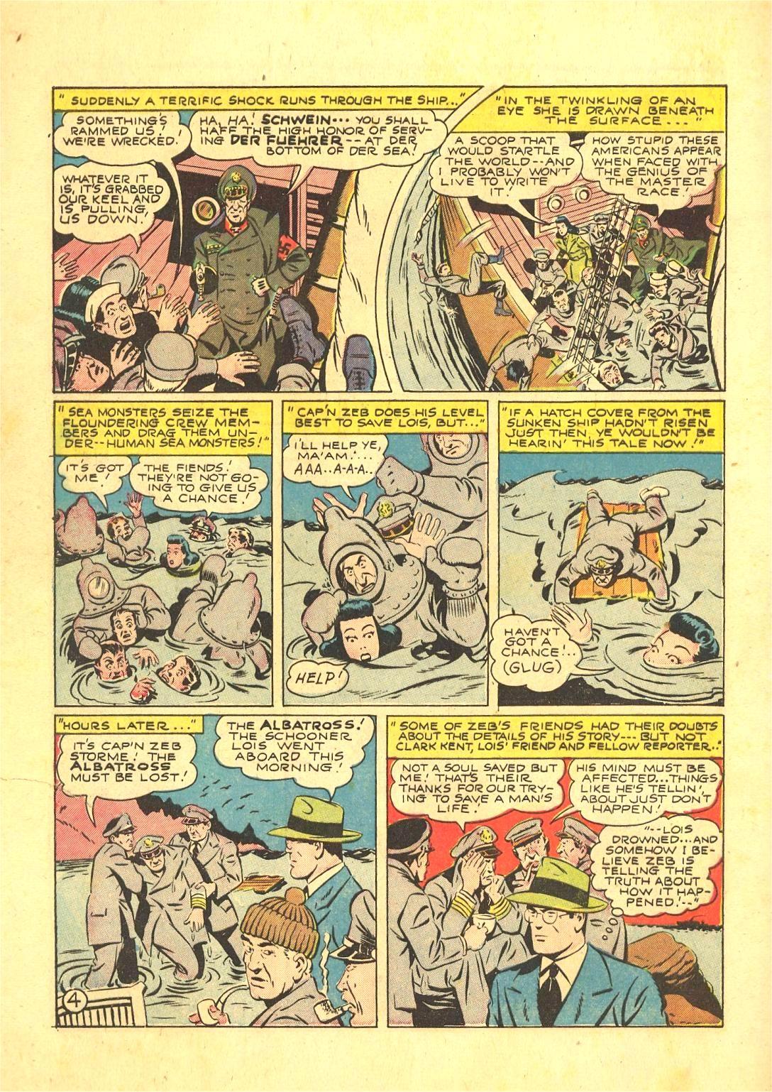 Action Comics (1938) 62 Page 4