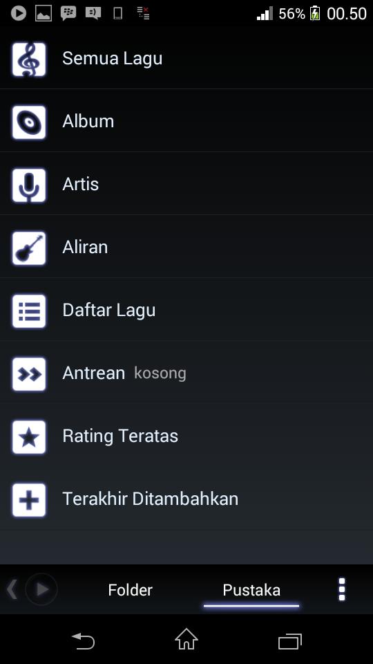 Poweramp Music Player Terbaru