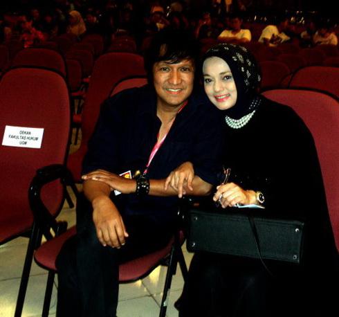 Lustrum & Dies Natalis FH UGM, Justice for Indonesia, Marissa Haque Istri Ikang Fawzi