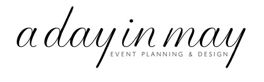 A Day in May, Event Planning and Design
