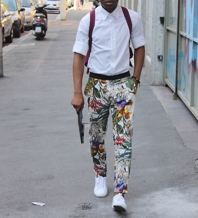 About product and suppliers: xianggangdishini.gq offers floral trousers men products. About 23% of these are men's trousers & pants. A wide variety of floral trousers men options are available to you, such as free samples, paid samples.