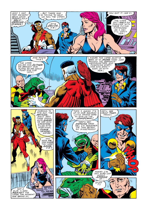Captain America (1968) Issue #343 #273 - English 11