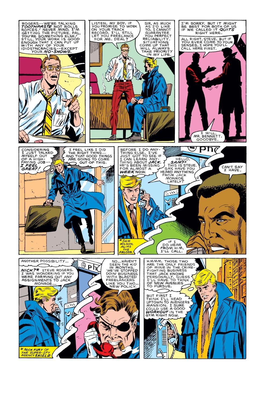 Captain America (1968) Issue #309 #237 - English 13
