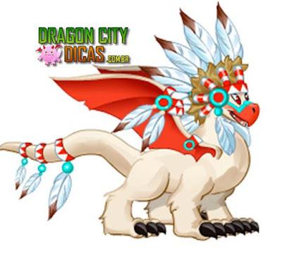 Dragão Índio Americano