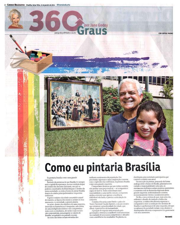 Como eu pintaria Brasília