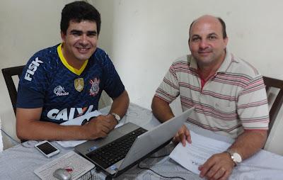 Vice prefeito de Aroeiras/PB