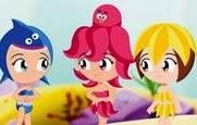 Minika Deniz Prensesleri Oyunları