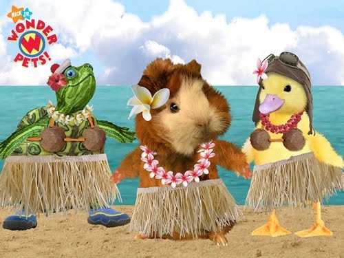 Wonder Pets Television Cartoon