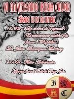 VI Aniversario Iberia Cruor