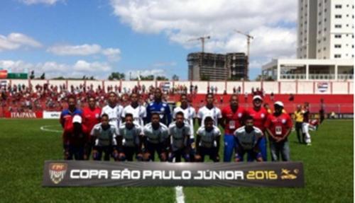 FPF divulga confronto das quartas de final da Copa São Paulo