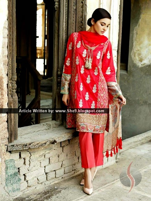 Khaadi Spring-Summer Collection