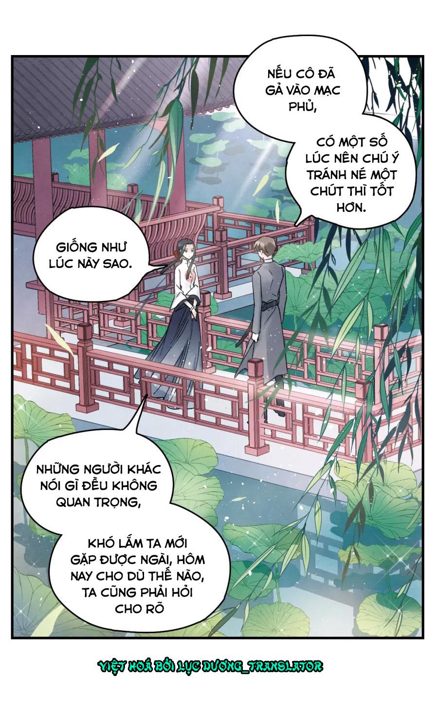 Mejaz - Nhân Gian Ngọc - Chap 16