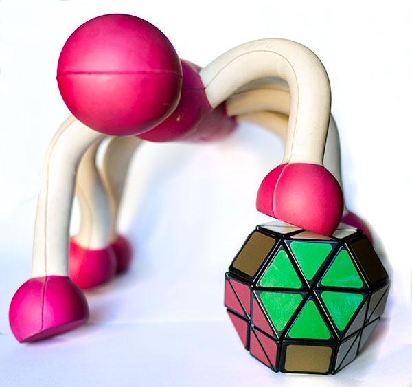 Solución octaedro Lanlan Face Turning Jewel tutorial