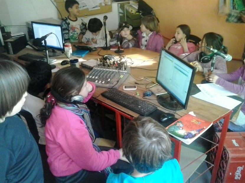 PAJARITO AZUL - Radio para niñ@s - Programa 35