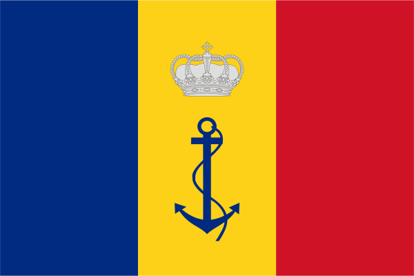 Romanian Coast Guard 1922 yr.