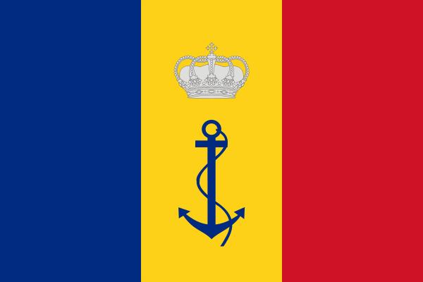 Romanian Coast Guard 1922 yr.