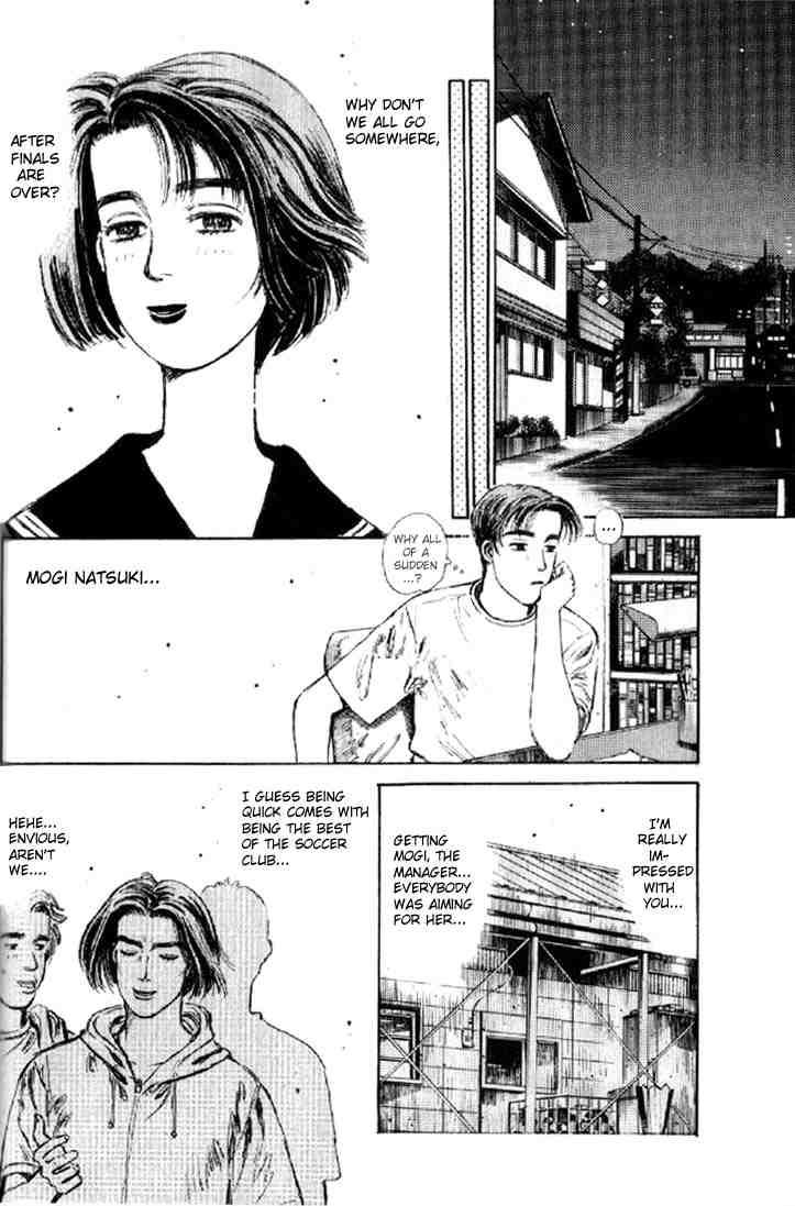 Initial d - chapter 183