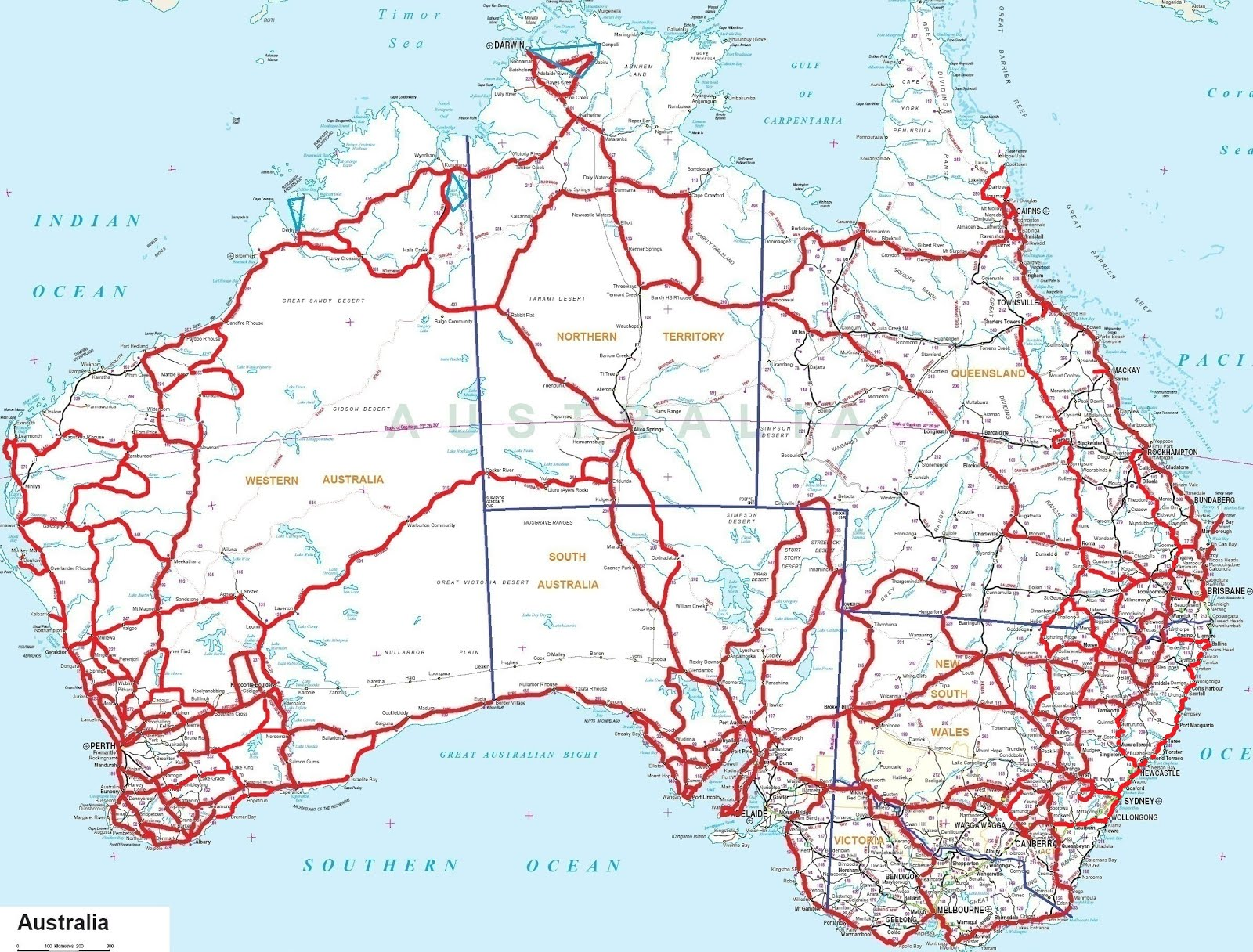 Our Outback Travels