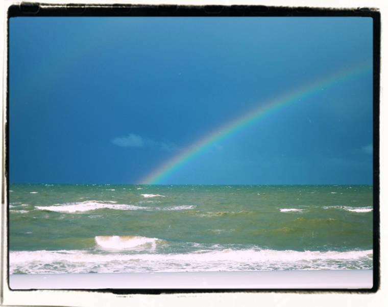 Silent Sunday: Somewhere Over The Rainbow