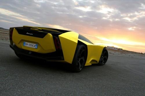 Lamborghini Madura Interior Lamborghini Madura Ini