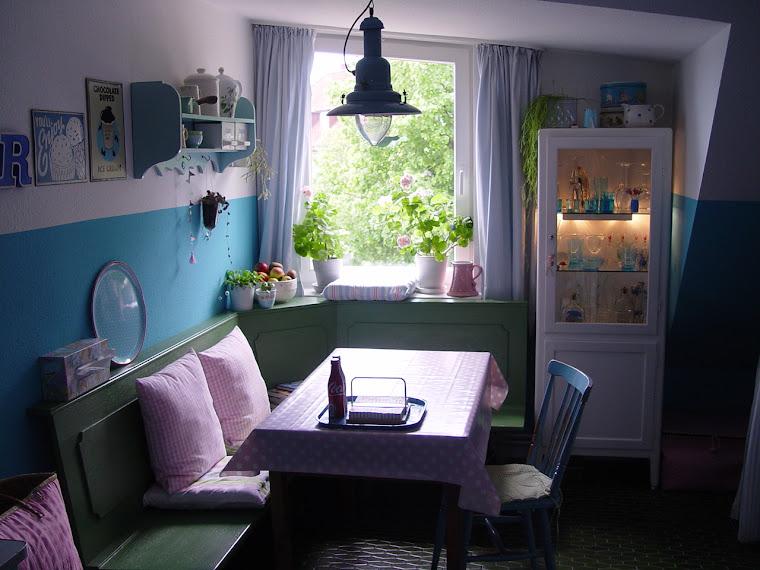 Mein Lieblingsraum - unsere Küche!