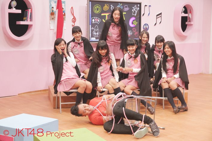 Galeri foto JKT48 School magic edition